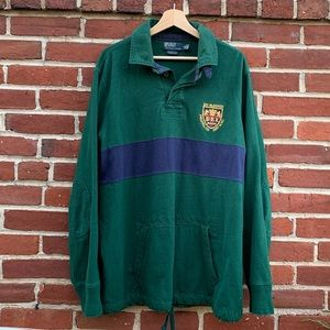 Polo by Ralph Lauren Mens Rugby Collar Shirt XL
